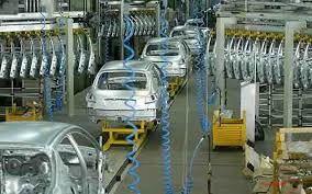 کاهش تولید خودرو در خردادماه