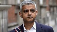 حمله تند شهردار لندن علیه ترامپ