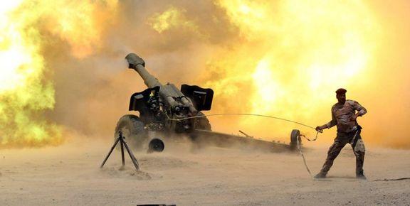 حمله  الحشد الشعبی به بزرگترین پایگاه داعش در دیاله