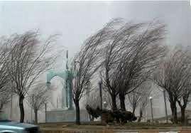 هشدار هواشناسی درباره وزش باد شدید امروز در تهران