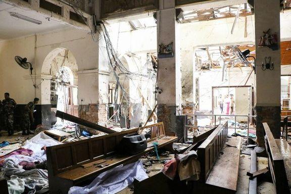 سریلانکا ۵ مظنون انفجارهای عید پاک را از عربستان بازگرداند