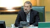 گفته های علی لاریجانی درباره نماینده ایرانشهر/او فرد تلاشگری بود