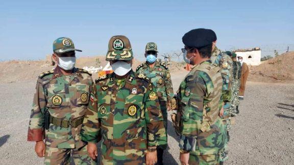 برقراری امنیت کامل در مرزهای شرقی ایران