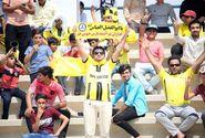 بازگشت شعارهای فوتبالی به جای شعارهای قومیتی در  بازی استقلال و پارس