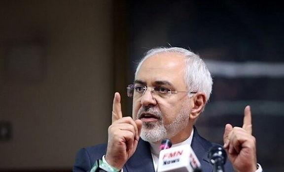 پیام توئیتری محمد جواد ظریف در خصوص توقیف نفتکش ایرانی
