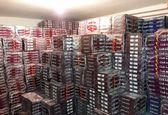 کشف ۵۰۰ تن کاغذ خارجی در کرج