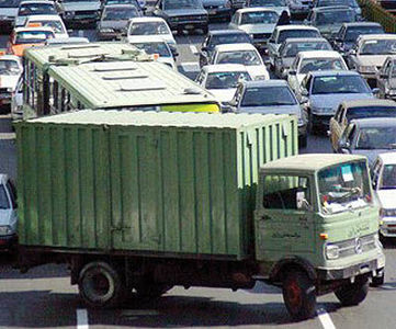 کامیون های فرسوده با وام 320 میلیون تومانی نو می شوند