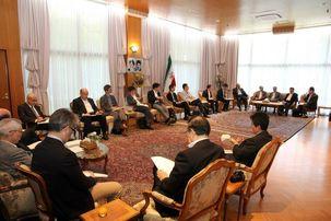 نشست خبری سفیر ایران در ژاپن/ایران تصمیم خود درباره برجام را در توکیو ژاپن اعلام کرد