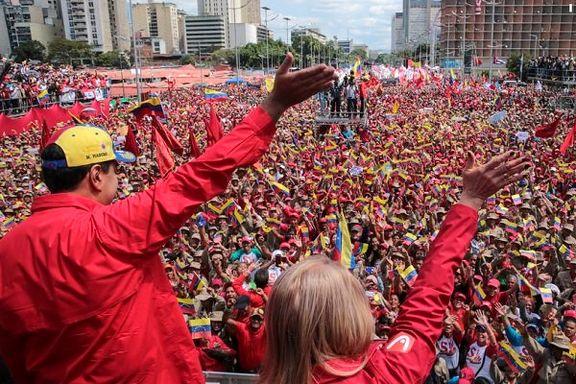 کمکهای بشردوستانه آمریکا دروغی بزرگ برای دخالت در امور داخلی ونزوئلا