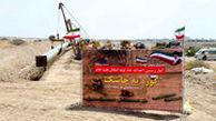 پیشرفت ۵۰ درصدی پروژه انتقال نفت از گوره به جاسک