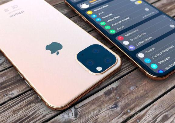 رندر گوشی جدید اپل با نام آیفون ۱۱