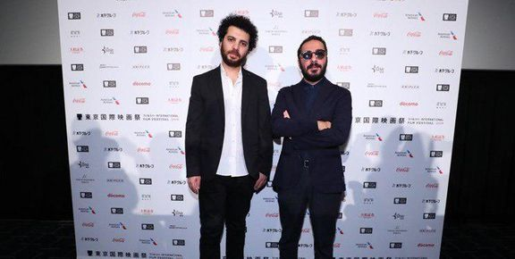 نوید محمدزاده بهترین بازیگر جشنواره توکیو شد