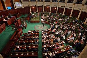 چهار فراکسیون پارلمان تونس در تلاش برای سلب رای اعتماد از راشد الغنوشی