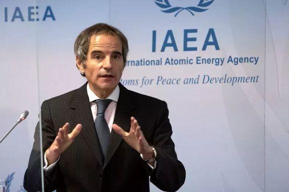 تاکید گروسی بر تاثیر نتیجه مذاکرات وین بر توافق میان ایران و آژانس