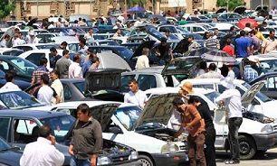 سیر نزولی قیمت خودرو /خریداران در  انتظار کاهش بیشتر قیمت خودرو