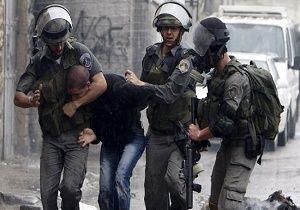 بازداشت سه فلسطینی در یورش نظامیان صهیونیست به یک روستا