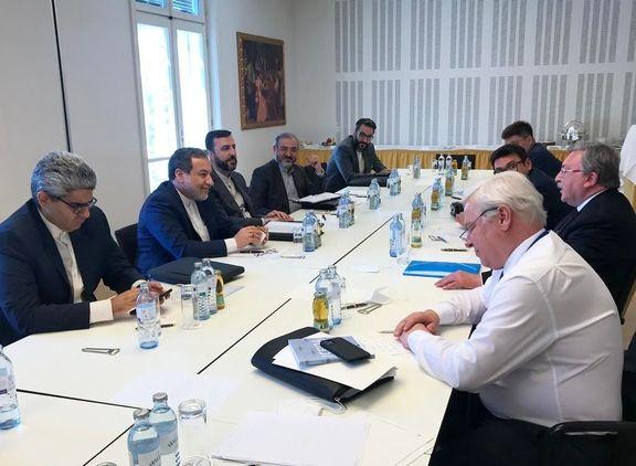 دیدار عراقچی با نماینده هیات روس در مذاکرات برجام