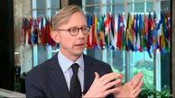 ادعاهایی واهی برایان هوک: تحریمهای آمریکا تقصیر مسوولان ایرانی است