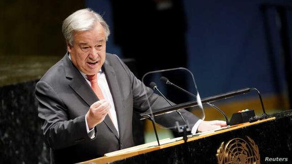 دبیرکل سازمان ملل: همه جهان باید برای مقابله با کرونا متحد شویم