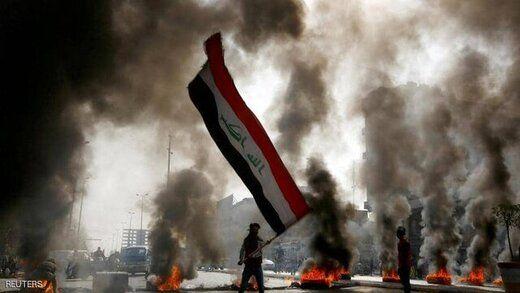 رقابتهای لیگ عراق تعطیل شد