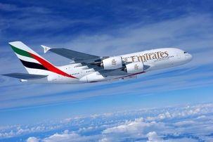 امارات تمام پروازهای خود به ایران را به جز تهران تعطیل کرد