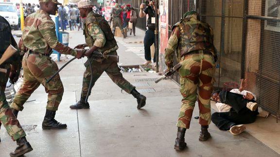 16 بازداشتی در حمله پلیس به حزب مخالف دولت در زیمبابوه