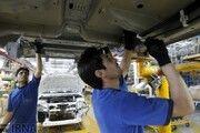 رشد ۱۴۴ درصدی تولید خودرو در فرودین ماه امسال نسبت به سال گذشته