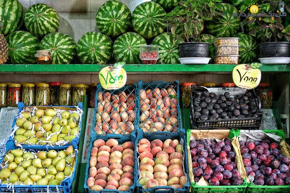 جدیدترین وضعیت بازار میوه و صیفی/ سیب زمینی گران شد