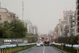 هوای تهران دوباره برای گروه های حساس