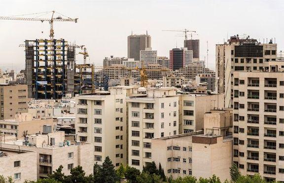 ساخت و ساز در تهران افزایش یافت