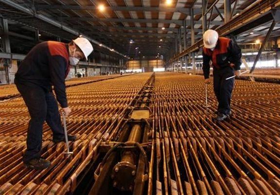 بیش از 1600 تن انواع مس و ورق فولادی در بورس کالا عرضه میشود