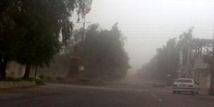 سه شهرستان استان کرمانشاه در وضعیت بحرانی آلودگی قرار گرفت