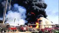 احتمال خرابکاری در حادثه آتش سوزی پالایشگاه تهران تکذیب شد