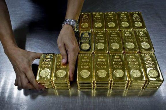 قیمت هر انس طلا در بازار جهانی 1949 دلار و 30 سنت رسید