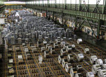 رشد 12 درصدی قیمت ورق سرد فولادی دریای سیاه  / چدن پیشتاز افزایش قیمت در یک هفته گذشته