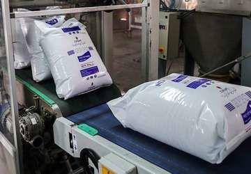 دادوستد 28 هزار تن مواد پلیمری و ۱۴۲ هزار تن ورق فولادی در بورس کالا
