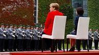 دیدارهای نشسته آنگلامرکل با مقامات دیگر کشورها