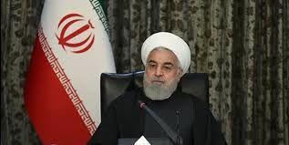 روحانی: ساعت پایان کار کسب و کارهای غیرضروری تا ۶ بعداز ظهر است
