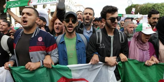 چهل و یکمین هفته اعتراضات الجزایری در مخالفت با برگزاری انتخابات ریاست جمهوری