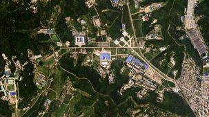 آمریکا مدعی شد ۱۳ پایگاه موشکی مخفی کره شمالی را کشف  کرده است