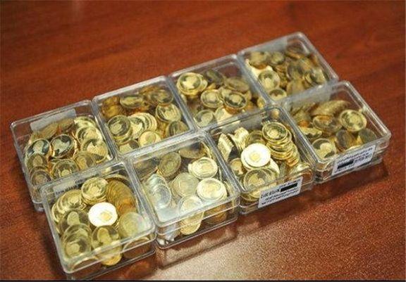 قیمت هر سکه طرح جدید به 11 میلیون و 300 هزار تومان رسید