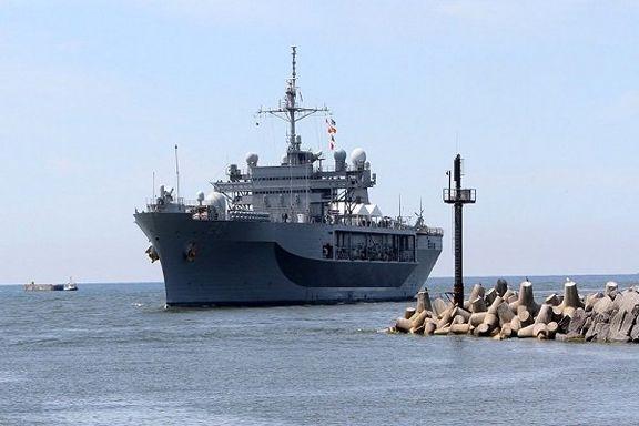 نیروی دریائی امریکا  وارد  دریای سیاه شد