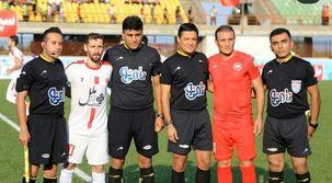 مهرداد نجفی کمک داور فوتبال خودکشی کرد