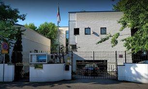 ۴ آشوبگری که درهلسینکی به سفارت ایران تعرض کردند دستگیر شدند