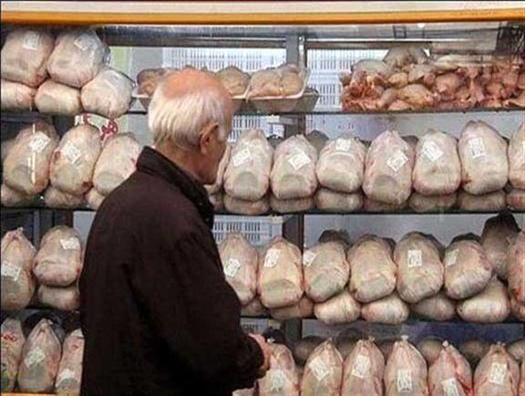 قیمت مرغ به کیلویی 14 هزار تومان رسید