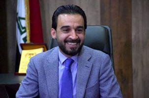 محمد الحلبوسی در رأس یک هیئت پارلمانی وارد عربستان سعودی شد