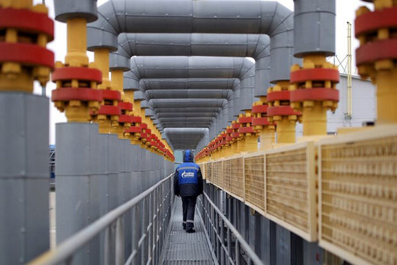 جهش ۷۳ درصدی درآمد حاصل از صادرات گازپروم روسیه