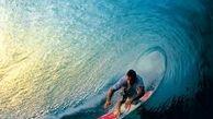 موج سواری روی بلندترین موج ها