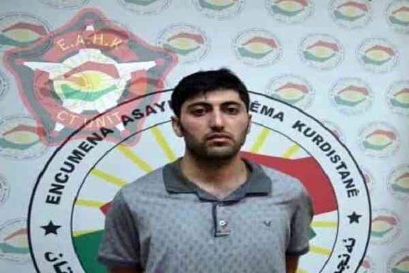 عراق عامل حمله به دیپلمات ترک در اربیل را بازداشت کرد+ عکس