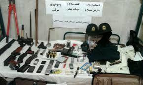 سارقین مسلح کرمان محکوم به اعدام شد